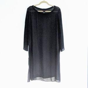 NEW 💯 silk J Jill tunic with slits on side